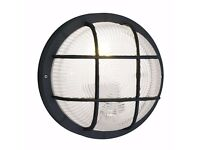 EGLO Outdoor wall light ANOLA 1 88803 glass white IP44