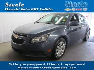 2014 Chevrolet CRUZE 1LT Only 39K !!!