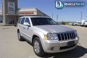 2010 Jeep Grand Cherokee Limited, 4x4, Moonrof, Command Start