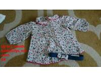 GIRLS OUTFIT, UPTO 1 MONTH