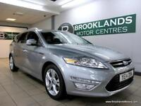 Ford Mondeo 1.6TDCI TITANIUM X BUSINESS EDITIO 115PS (SAT NAV, LEATHER and 4X FO
