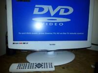 Technika TV with DVD Player