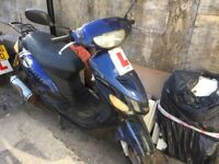 50cc scooter for spare or repair