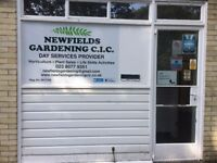 Newfields Gardening, volunteers needed!!!!