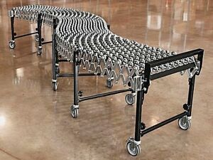 "24"" x 24' Expandable/Portable Conveyor"