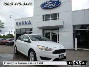 2017 Ford Focus *NEW* SE *200A* *AUTOMATIC