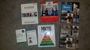 Fanshawe Text book for ESL L8 and BUSI L1 (General Business)