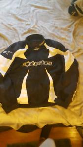 GP AIR Alpinestars Motorcycle jacket