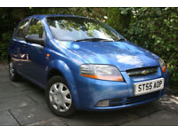 Chevrolet **KALOS** 1.2 2005 55 (ONLY 35k Miles!!) **TRADE CLEARANCE**
