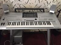Yamaha Tyros 3 Keyboard - As New
