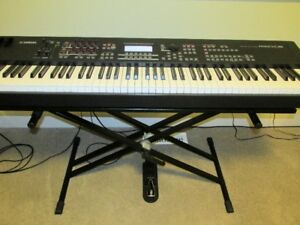 Yamaha workstation MOX 8 mint condition