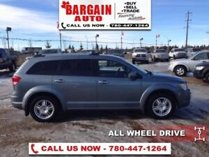 2010 Dodge Journey R/T  Leather-AWD-7 Passenger