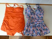 2 Ladies Swimming costume swimwear