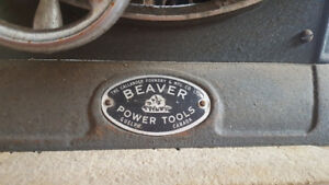 """Rockwell """"Beaver"""" Vintage Table Saw"""