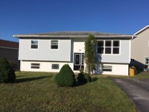 3 Bedroom Home located in Clarenville (near playground)