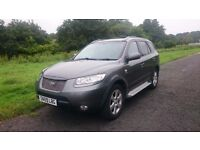 HYUNDAI SANTAFE 2.2 DIESEL CRTD 4WD (LIMITED) AUTOMATIC 7 SEATER