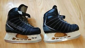 Patins Bauer (hommes) - Taille US 9 - Taille EU 42