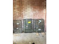 Leaded Light Panels - Double Glazed panels