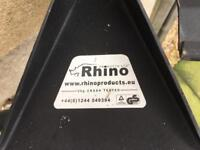 Rhino roof bars van / commercial vehicle