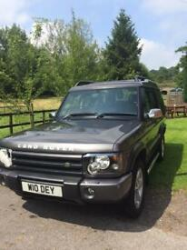 Land Rover Discovery TD5 ES Auto.