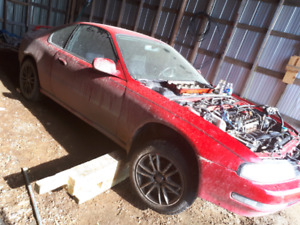 1993 Honda Prelude (parts or project)