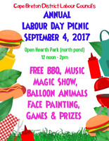 Labour Day Picnic