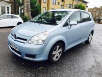 Toyota corolla verso vvti Mpv 1.8 2006 Manual Petrol 7 seats