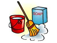 Cleaning service and home help