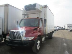 2009 International 4300 SBA 20ft Insulated Box For Sale!