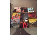 Job lot 103 vinyl 33 rpm lp 12 inch records various artists