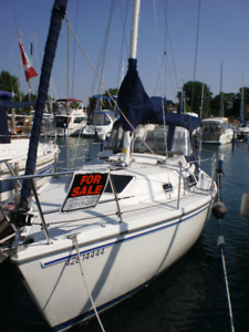 "Nice 1994 Catalina 28 ""Kimberly"""