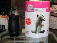 **KRUPS NESCAFE DOLCE GUSTO COFFEE MACHINE** Used once.