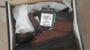 New Men's Size 11 Steel Toe Boots