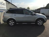 2009 Ssangyong Kyron 2.0 TD EX 5dr