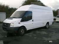 Man and van hire for Manchester, covers all UK short notice available Call anytime