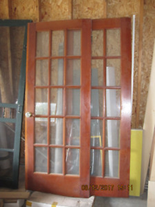 Antique French Doors, 30 X 78 each