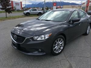 2014 Mazda MAZDA6 GS Leather Navigation Sunroof Dual Climate