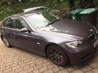 BMW 320d Diesel Auto 3 Series FSH LONG MOT low mileage excellent car