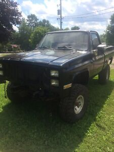 81 shortbox with 5.3 LS swap