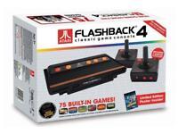Atari Flashback 4 with a 75 game bundle PRR £60