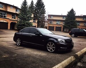 2012 Mercedes Benz c350 amg package sport package