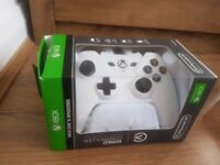 POWER A Wired Controller - White - Xbox One