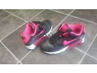 Nike Air Max size 3 - good worn condition
