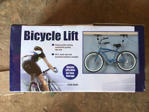 New Bicycle Lift
