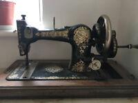 Jones Sewing Machine 1930s