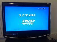 Tv and bild DVD Full HD-£25