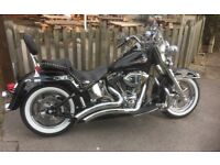 Harley Davidson heritage softail classic 2006