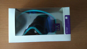 Brand New Womens Anon Deringer Goggles Breeze/Blue Lagoon