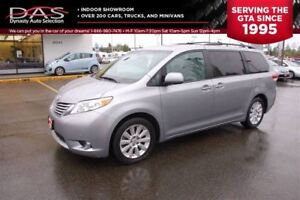 2011 Toyota Sienna LIMITED AWD NAVIGATION/LEATHER/SUNROOF