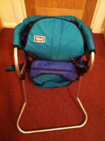 Light weight baby back carrier
